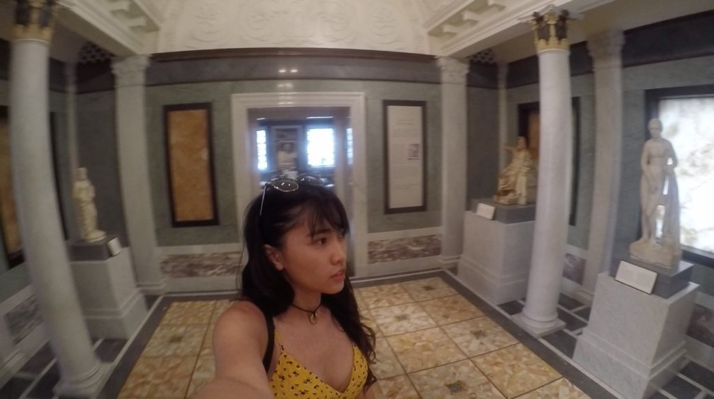 Getty Villa, Malibu
